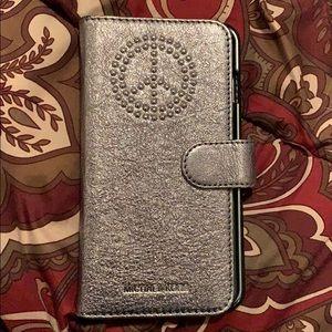 Michael Kors iPhone 8 Plus Wallet Case